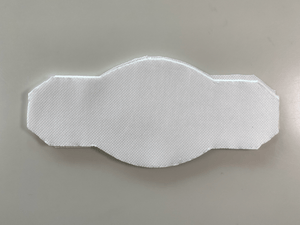 Non-Woven Filter Inserts Pack of 24 Easy Masks
