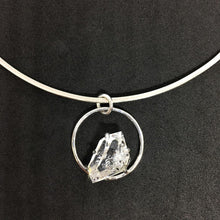 Load image into Gallery viewer, Herkimer Diamond Pendant