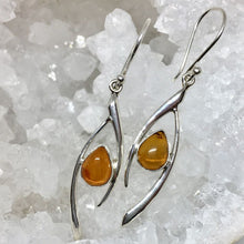 Load image into Gallery viewer, Amber earrings