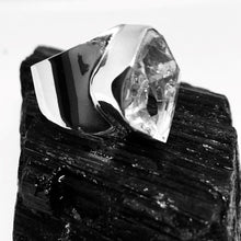 Load image into Gallery viewer, Herkimer Diamond Ring