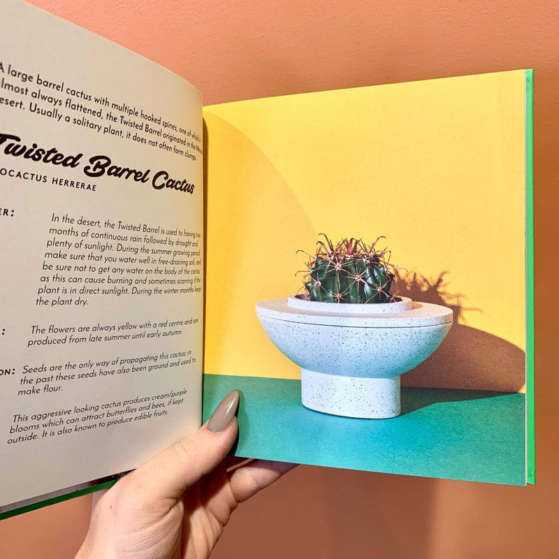 The Little Book of Cacti & Other Succulents by Emma Sibley