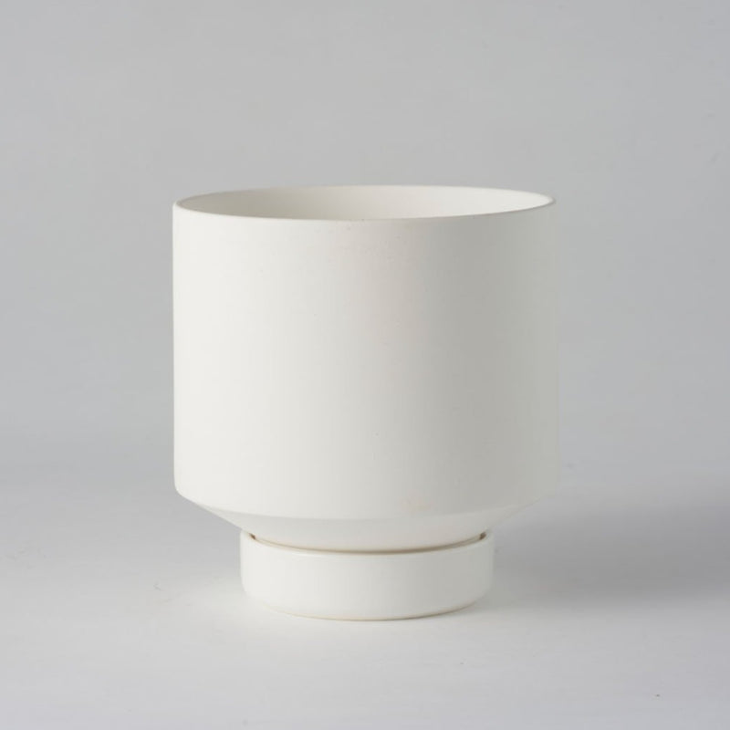 Collectors Gro Pot Large White