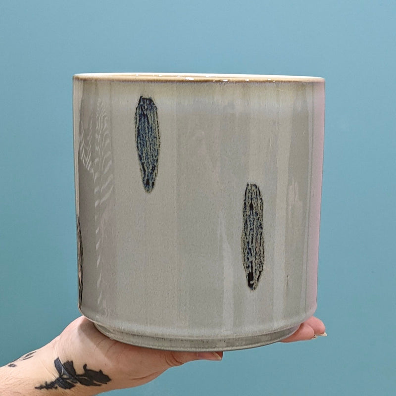 Norah Ceramic Pot (S)