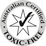 Windmill Baby products are Toxic Free certifiied