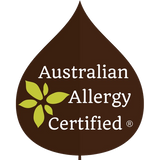 Windmill Baby products are Australian Allergy certified