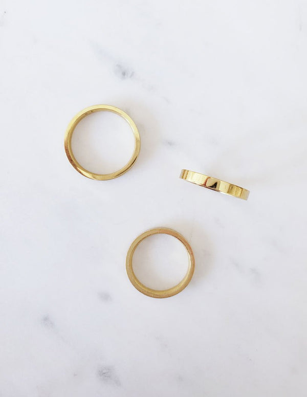 Bruno Stacking Ring