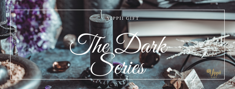 Yippii Gift | The Dark Series Cake Sneak Peak
