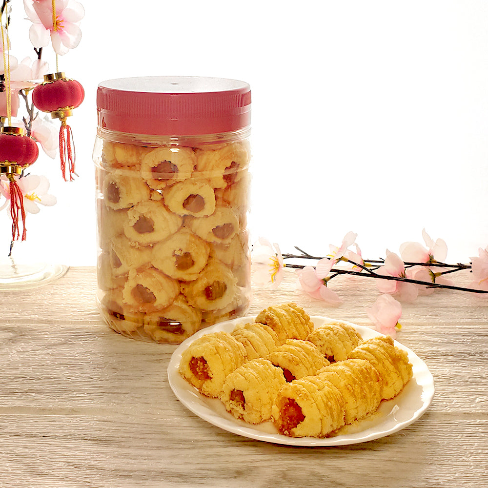 Classic Pineapple Roll (900g +/-)