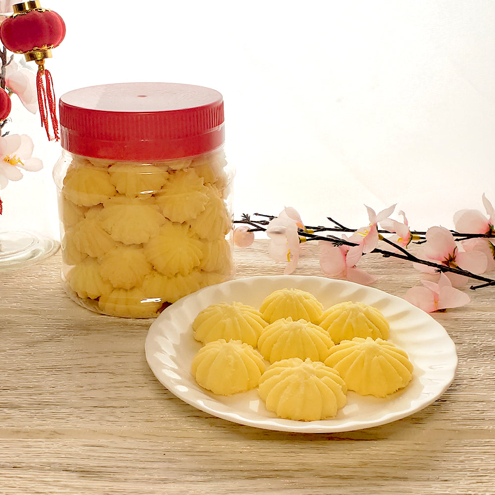 Melt-in-Mouth German Butter Cookies (360g +/-)-Chinese New Year-YippiiGift - Online Cake Delivery