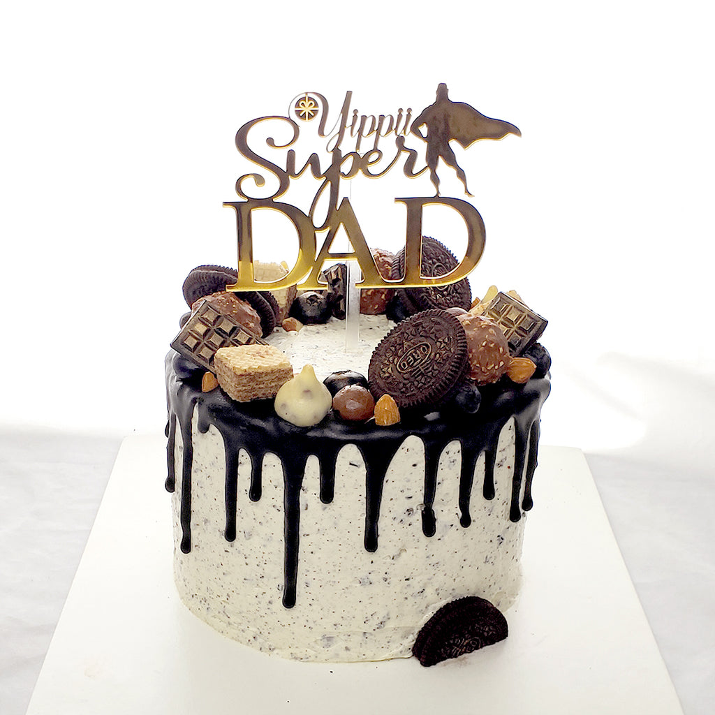 Oreo Choco Cake-Celebration cake-YippiiGift - Online Cake Delivery