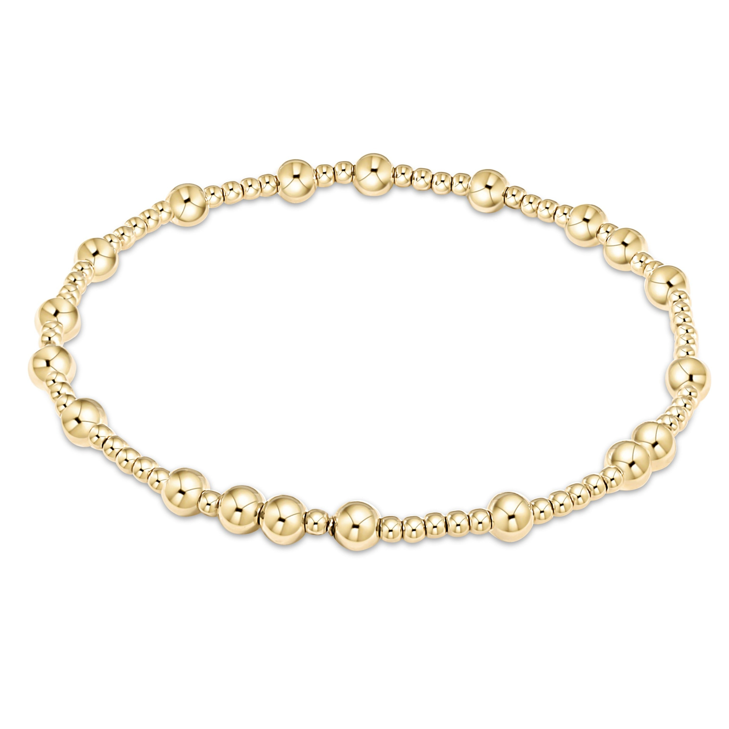 Hope Unwritten Bracelet - Gold