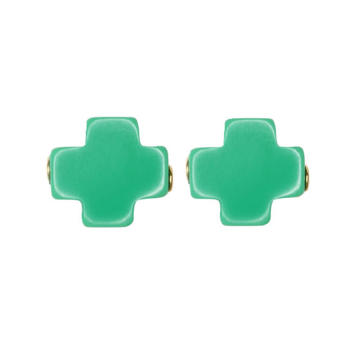 Signature Cross Studs