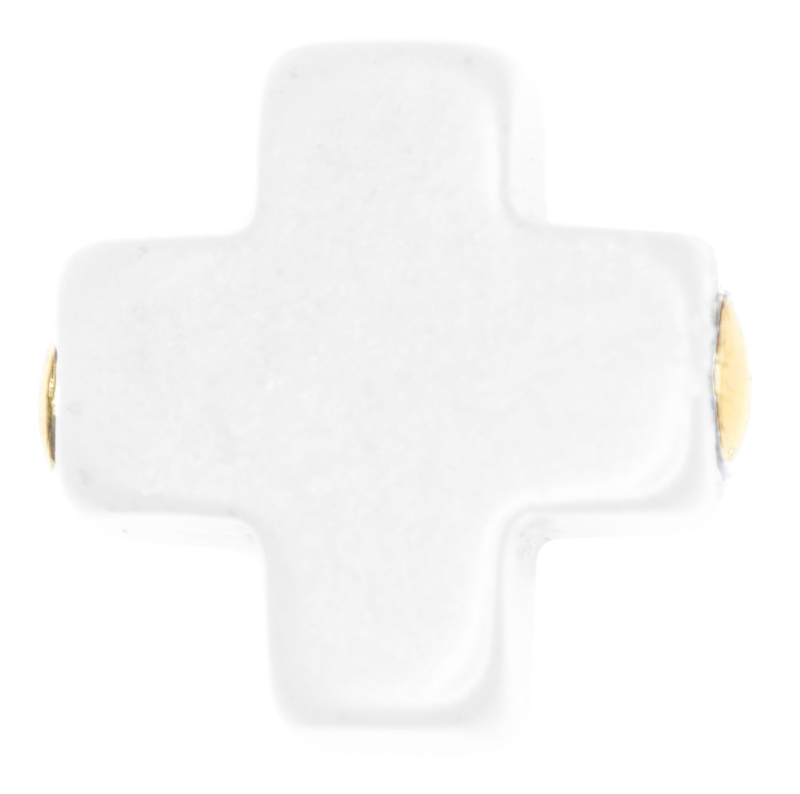 egirl signature cross bracelet gold