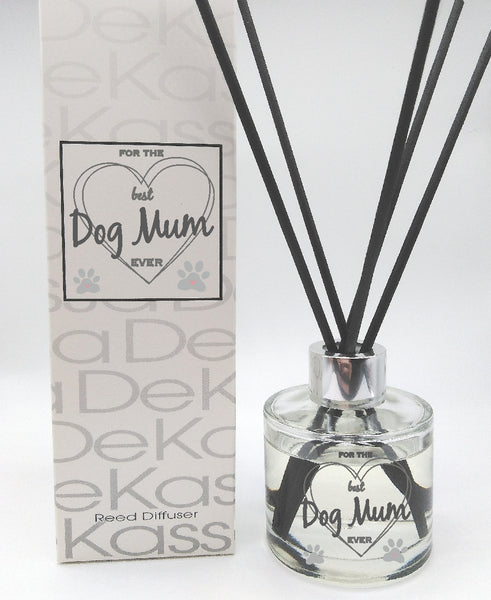 Best Dog Mum Ever - Luxury Reed Diffuser