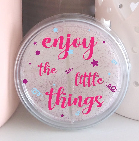 Enjoy The Little Things Scented Wax Melt -1 free with every 1 you buy!