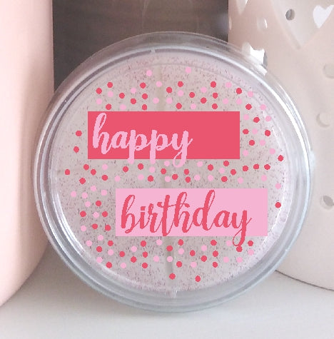 Happy Birthday - Highly Scented Wax Melt