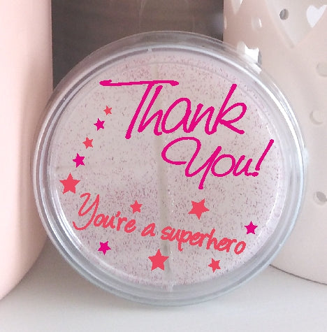 Thank You! You're a superhero Wax Melt - 1 free with every 1 you buy!