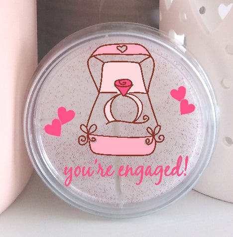 You're Engaged - Highly Scented Wax Melt