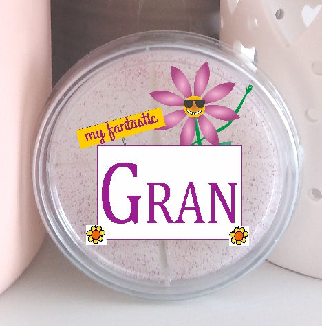 My Fantastic Gran Scented Wax Melt - 1 free with every 1 you buy!