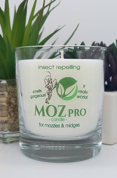 MOZpro Insect Repelling Candle Jar