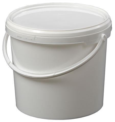 5L Honey Bucket & Lid (GST Included)