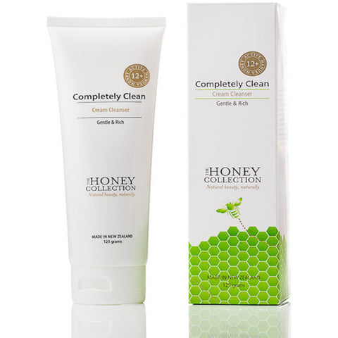 Completely Clean Manuka Honey Cleanser 125gms