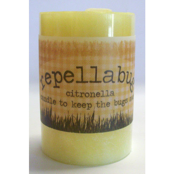 Candles - Citronella 70x75mm (GST Included)