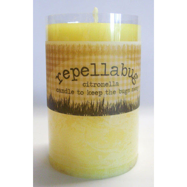 Candles - Citronella Cylinder 50x75 (GST Included)