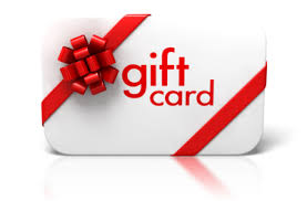 Gift Card $10.00 $25.00 $50.00 $100.00