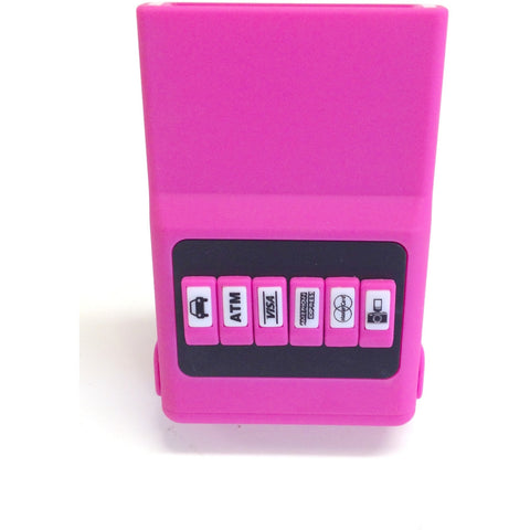 ACM Wallet Pink (GST Included)