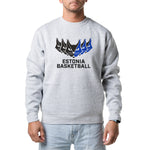 Estonia Basketball HALL crewneck pusa, täiskasvanute