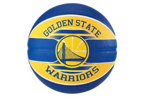 Golden State Warriors kummipall suurus 5