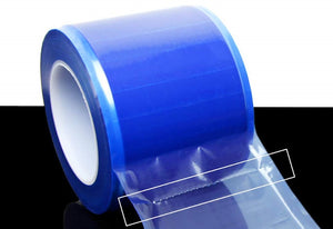 Roll of transparent tape 10x15cm