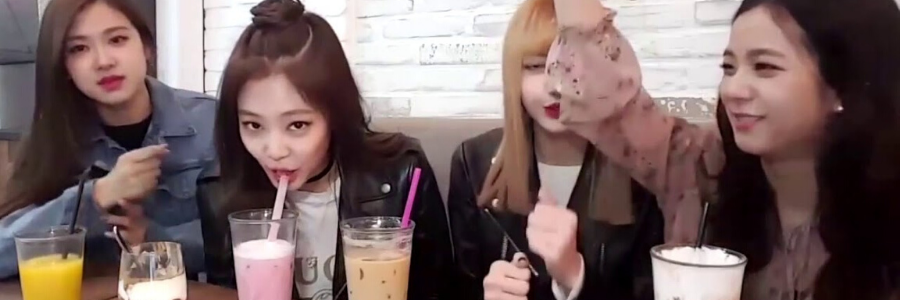 Groupe Blackpink smoothie