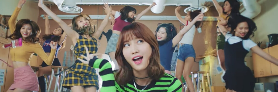 Twice Fun faces