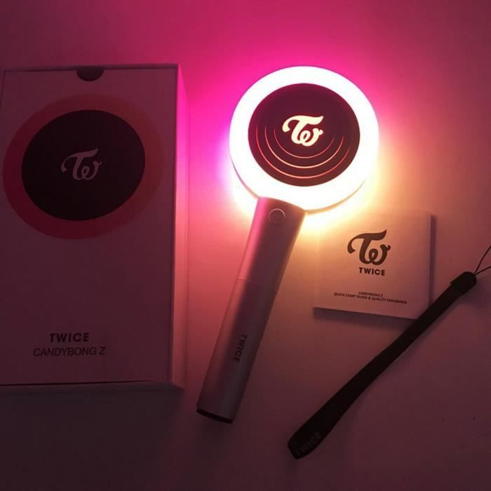 Lightstick Twice Candy Bong Z V2