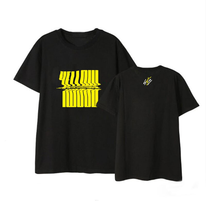 T Shirt Yellow Wood