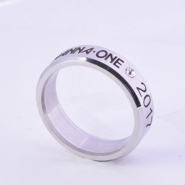 Bague Wanna One