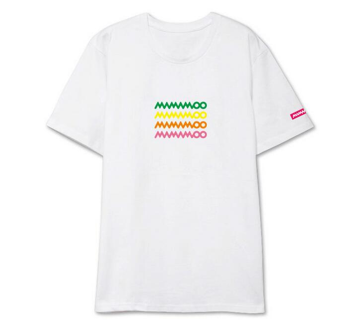 T Shirt Mamamoo Coloré