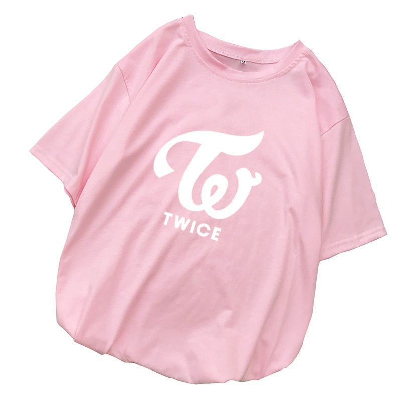 T-Shirt Twice Coloré