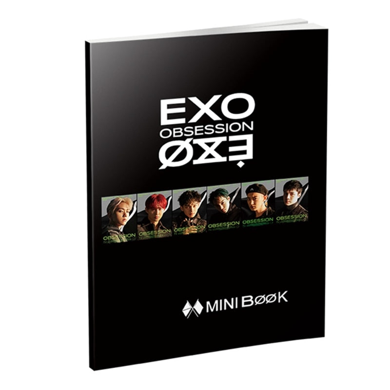 Livre Photo EXO Obsession
