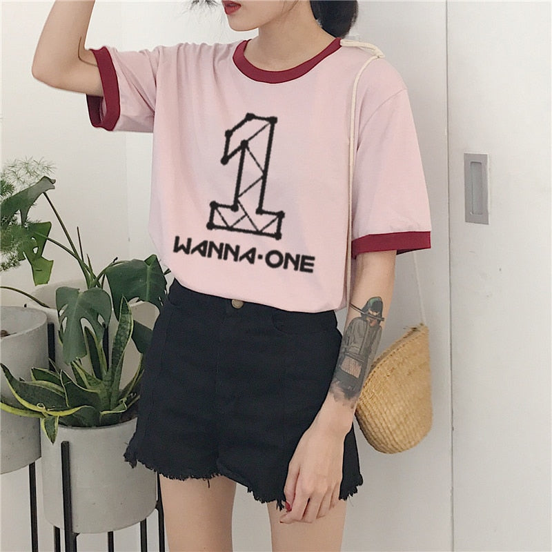 T Shirt Wanna One