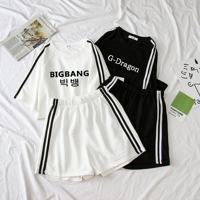 Tenue de sport Big Bang