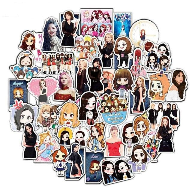 Stickers Blackpink Mignon 50pc
