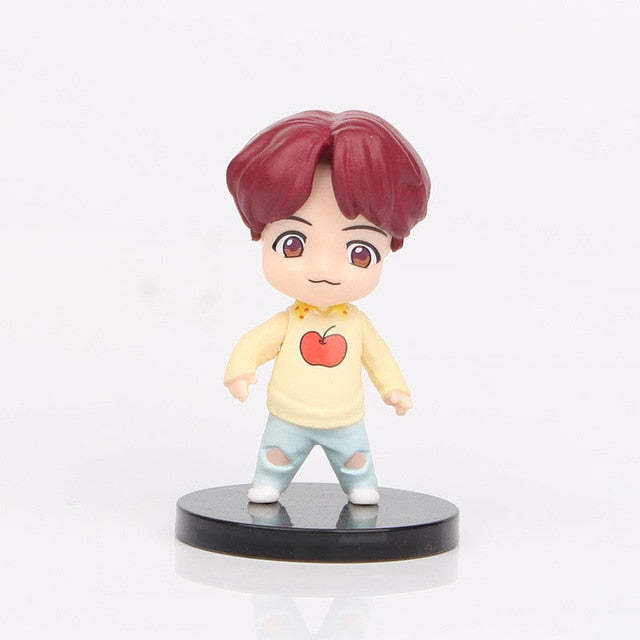 Figurines BTS