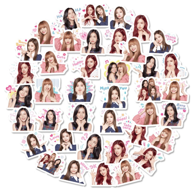 Stickers Blackpink Idols 40pc