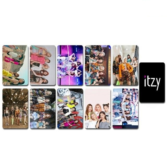Cartes Photos Itzy