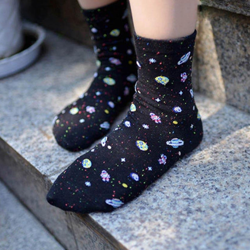 Chaussettes Galaxie