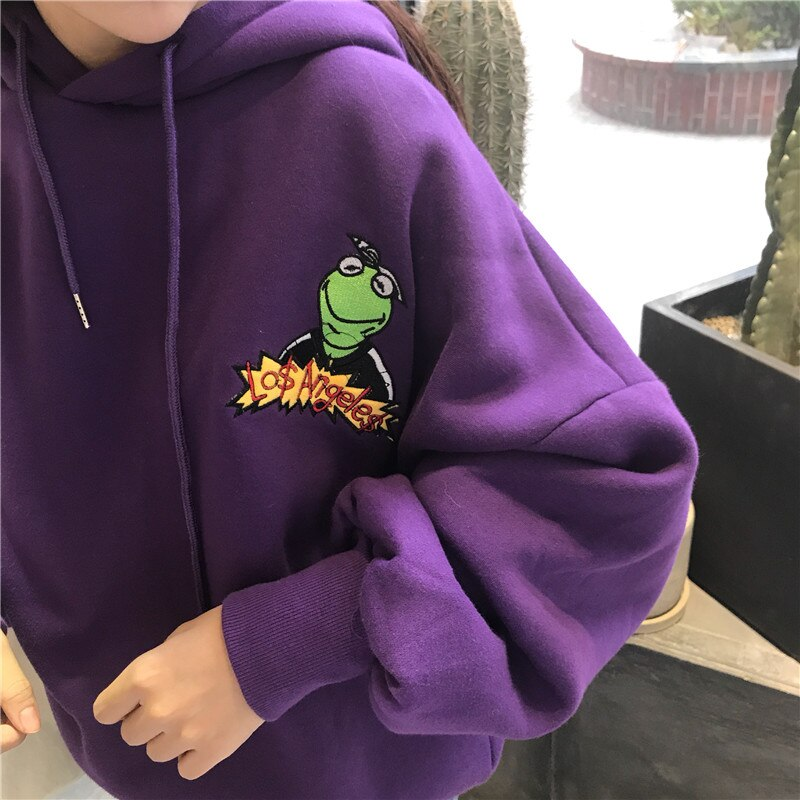 Sweat à capuche Kermit
