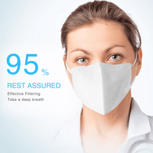 Load image into Gallery viewer, 10 Pack Disposable Ear Loop KN95 Face Mask